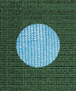Malla Raschel 35% azul