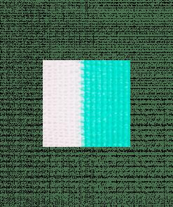 Mallas Raschel Blanco verde 65%